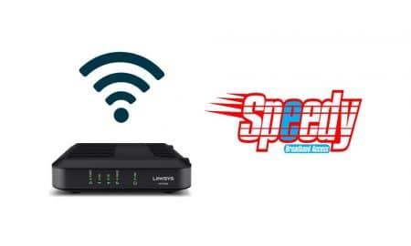 cara merubah password WiFi Speedy