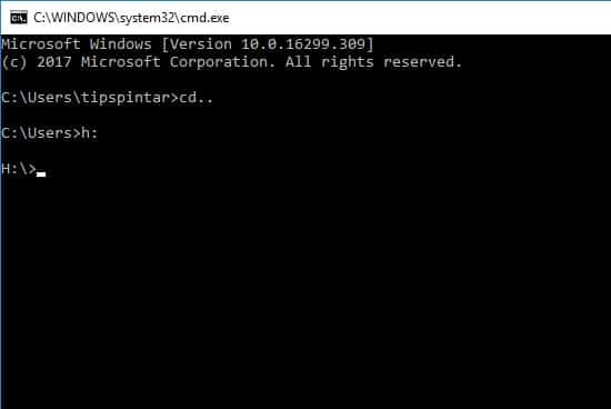 Cara Mengembalikan File yang Terhapus di Flashdisk (100% Berhasil) 12