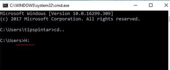 Cara Mengembalikan File yang Terhapus di Memory Card Karena Virus 9