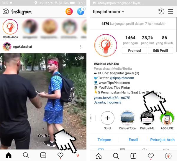 Cara Membuat Cover Highlights Instagram Stories 14