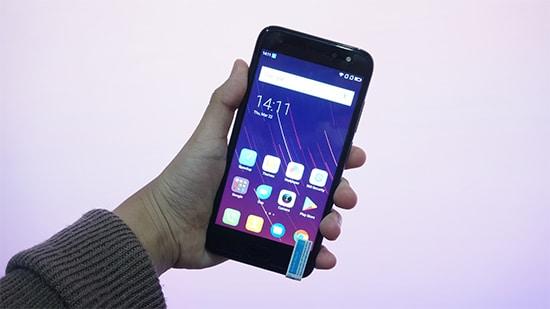 EVERCOSS U50A Max Smartphone Mungil dengan 4 Kamera! 7
