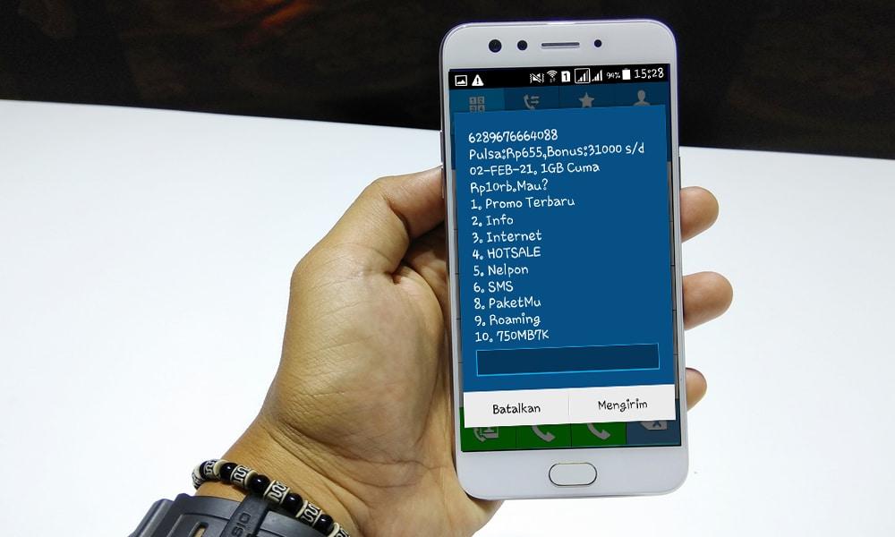Cara Mendapatkan Pulsa Gratis di Android (100% Berhasil) 4