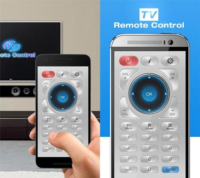 Aplikasi Remote Control For TV