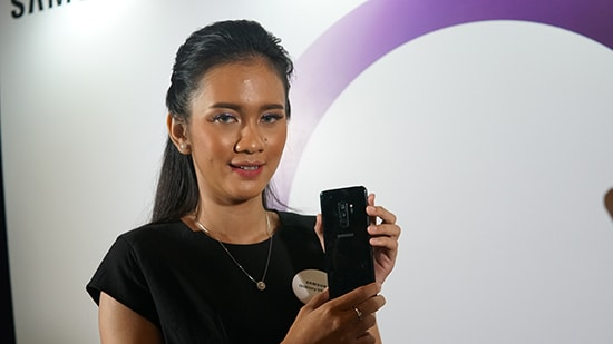Kamera Belakang Samsung Galaxy