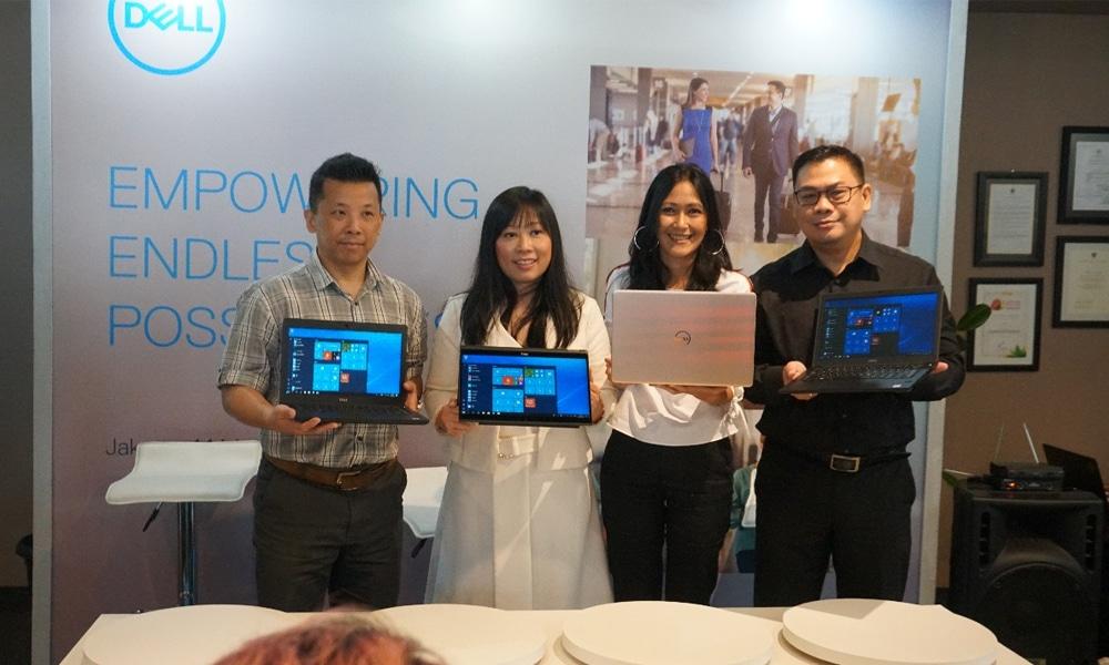 Dell Hadirkan 4 Laptop Sekaligus untuk Menunjang Tren Kerja Masa Depan 8