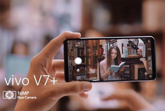 Selfie Makin Ciamik Menggunakan Smartphone Vivo V7 Plus 7