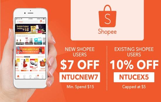 Aplikasi Shopee