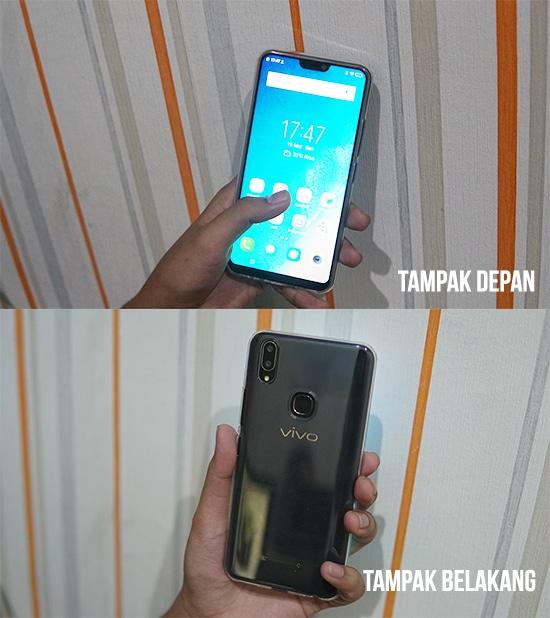 VIVO V9 Smartphone dengan Desain Stylish dan Dual Camera 5