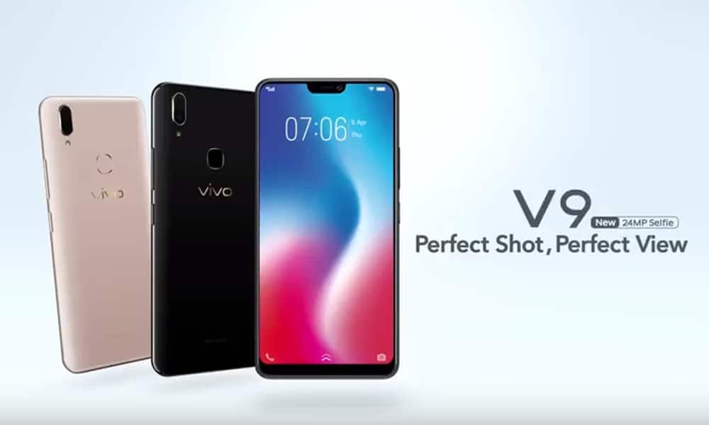 Pubg Wallpaper For Vivo V9: Vivo V9 Akan Segera Diluncurkan Akhir Maret Ini