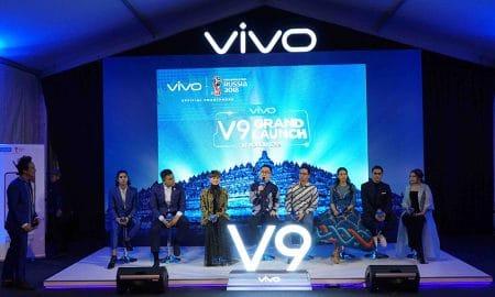 Resmi Diluncurkan! Vivo V9 Smartphone Flagship dengan Kenyamanan Tanpa Batas! 32