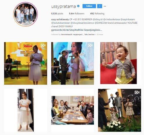 10 Daftar Harga Endorse Artis Indonesia Paling Mahal 2018 13