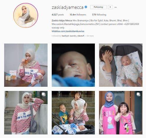 10 Daftar Harga Endorse Artis Indonesia Paling Mahal 2018 10