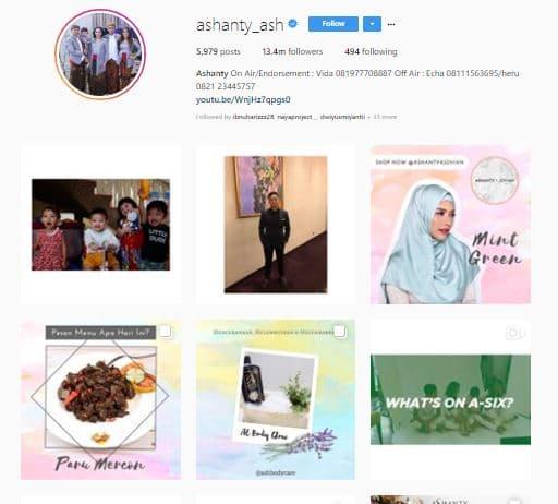 10 Daftar Harga Endorse Artis Indonesia Paling Mahal 2018 16