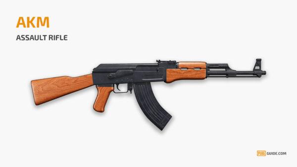 AKM - Senjata Paling Sakit PUBG