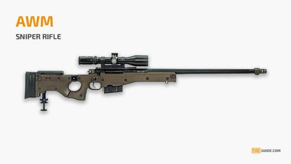 AWM - Senjata Paling Sakit PUBG