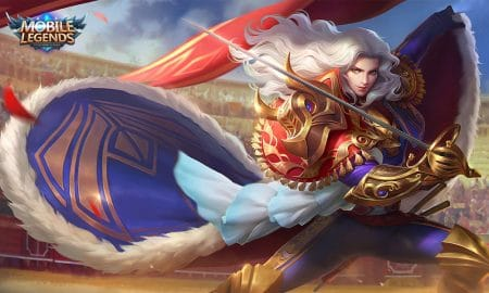 Build Lancelot Mobile Legends