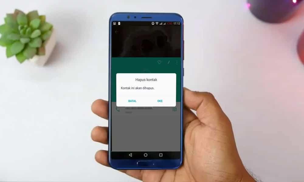 Cara Hapus Kontak WhatsApp Mudah Hanya Sekali Klik! 5