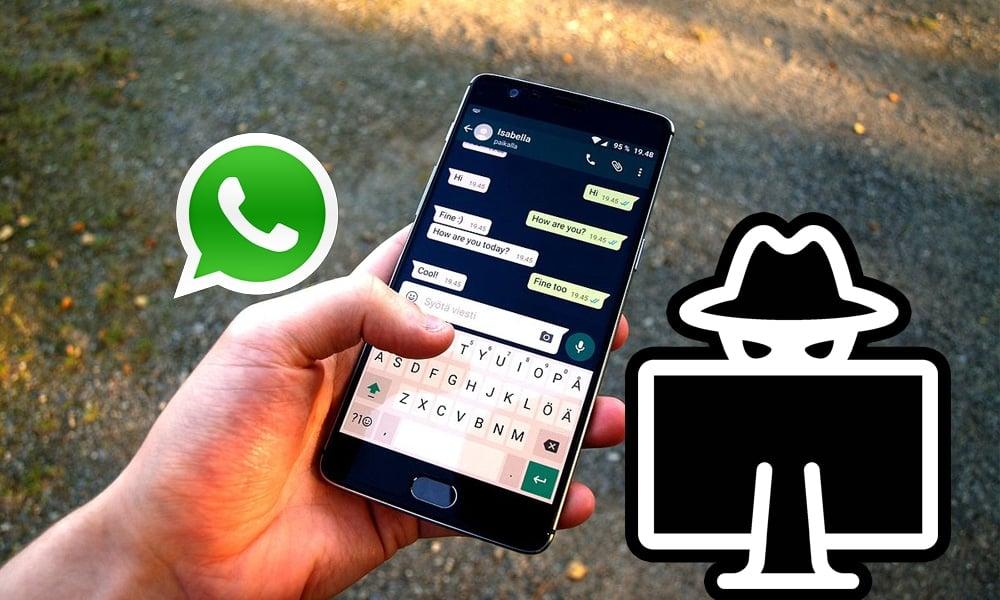 Cara Mengetahui Orang yang Melihat WhatsApp Kita (Disadap!) 8