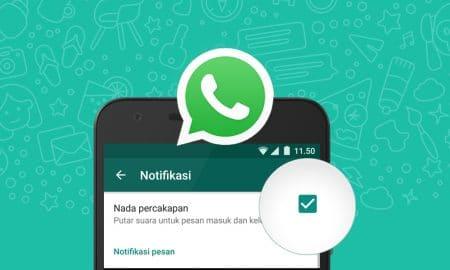 Cara Mengganti Nada Dering WhatsApp Keren Terbaru 27