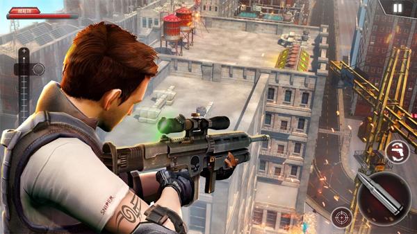 City Police Sniper 2018