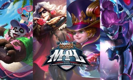10 Hero Mobile Legends Paling Sering Digunakan di MPL 2018 19