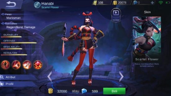 Update Hero Terbaru