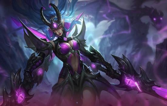 Karina - Hero Mobile Legends
