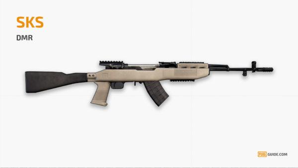 SKS - Senjata Paling Sakit PUBG