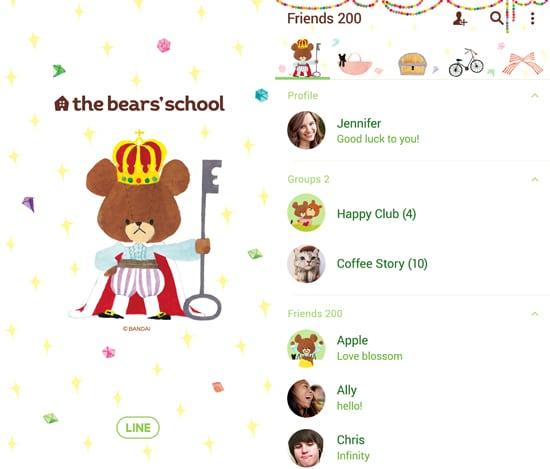 The Bears' School 3-Jackie's Treasure