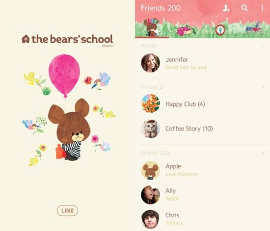 The Bear's School