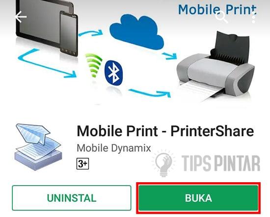 Buka PrintShare