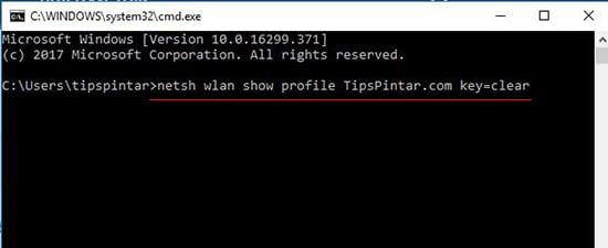 Cara Mengetahui Password WiFi yang Sudah Terhubung di Laptop 14
