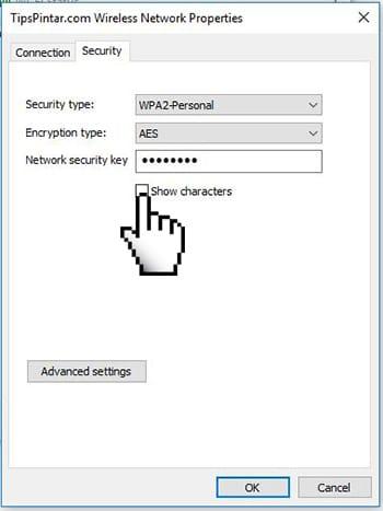 Cara Mengetahui Password WiFi yang Sudah Terhubung di Laptop 11
