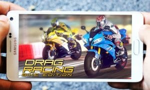 game balapan motor drag