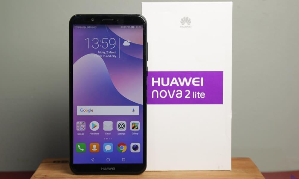 Resmi Dirilis! Huawei Nova 2 Lite Pamerkan 'Kamera Selfie' Terbaiknya 7