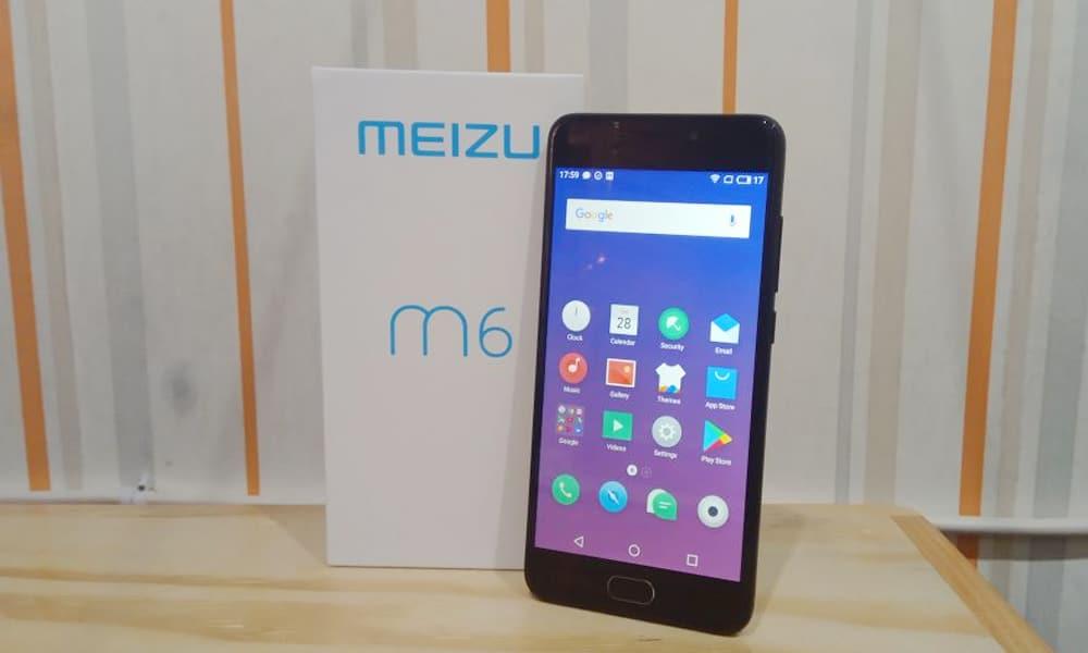 Meizu m6 Smartphone Android 4G Harga 1 Jutaan 6