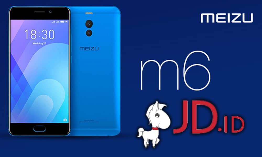 JD.ID Akan Gelar Program 'Flash Sale' Khusus Meizu m6 8