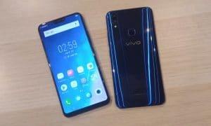 Vivo Resmi Meluncurkan Series V9 dengan Warna Biru Glossy 10