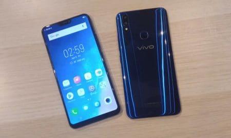 Vivo Resmi Meluncurkan Series V9 dengan Warna Biru Glossy 30