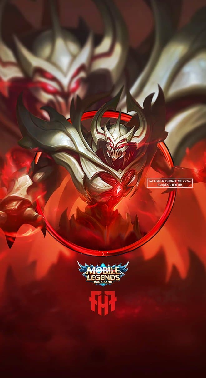 Wallpaper Zhask Mobile Legends