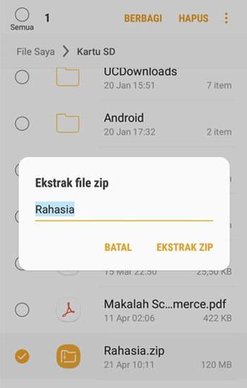 Berinama Folder