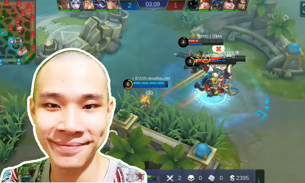 Build Lancelot Jess No Limit Top Player Mobile Legends 5