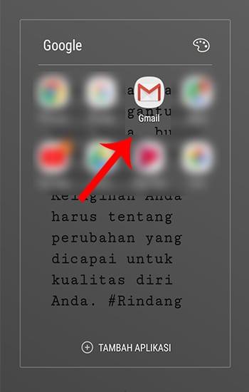 Buka Aplikasi Gmail