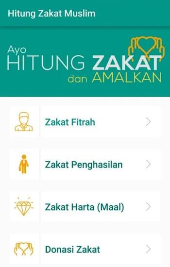 Hitung Zakat Muslim