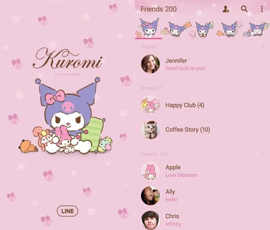Kuromi's Fluffy Plushies