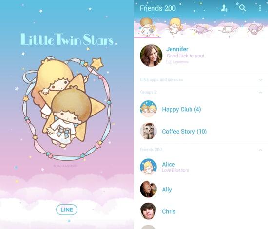Little Twin Stars - Retro & Pastel