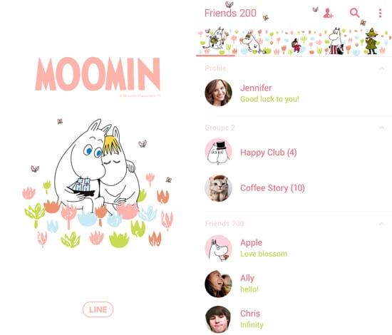 Moomin's Flower Garden