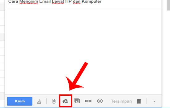 Pilih Icon Google Drive