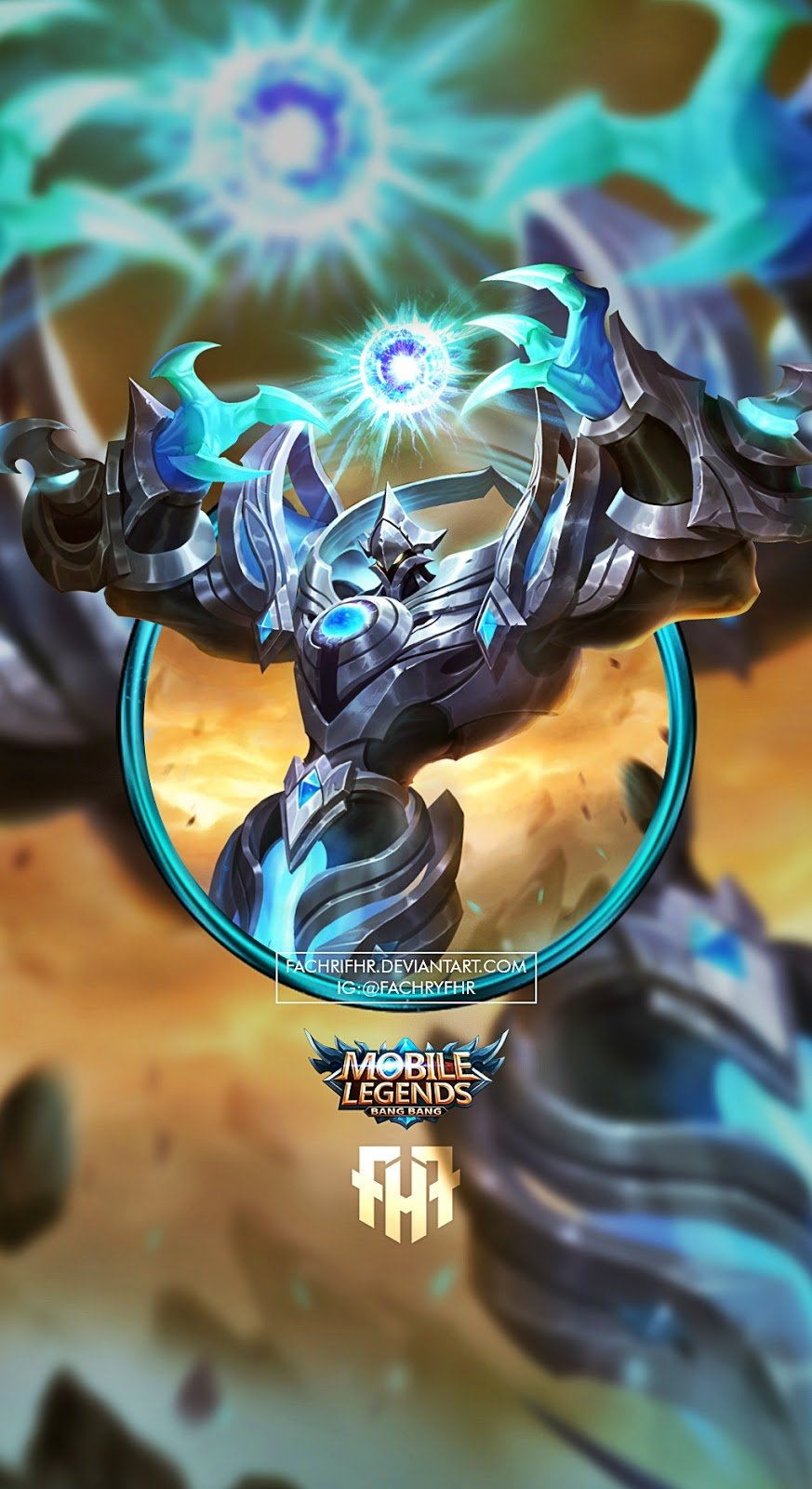 Wallpaper Uranus Mobile Legends