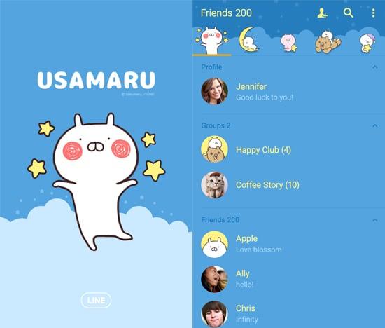 Usamaru's Night Sky